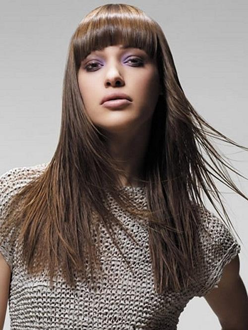 Как подобрать стрижку для длинных волос