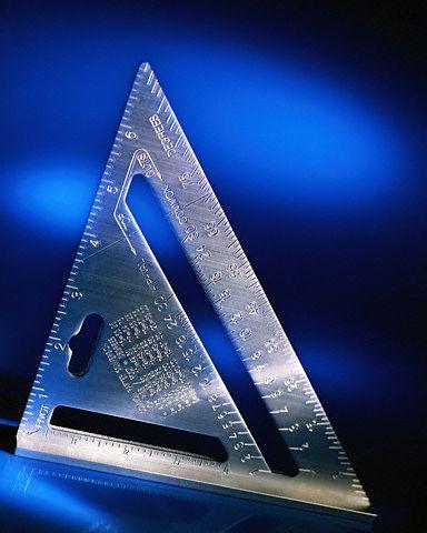 Как обнаружить медиану равнобедренного треугольника
