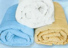 Как стирать пуховое одеяло