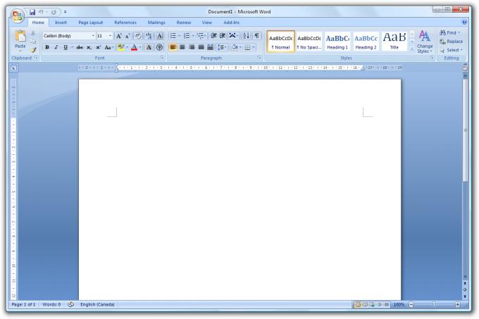 Как снять защиту в документе word