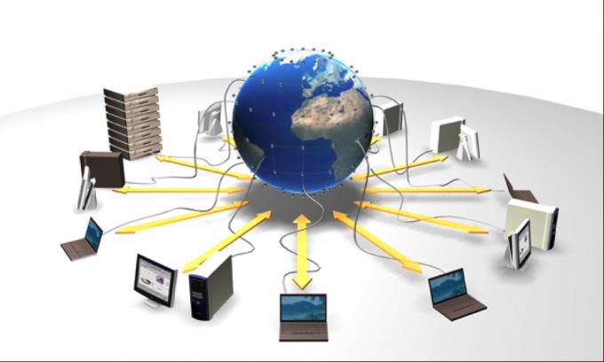 Как настроить сеть из трех компьютеров