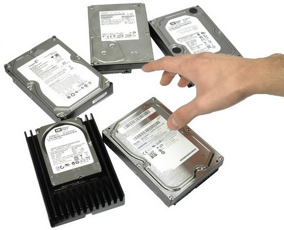 Как восстановить данные с отформатированного жесткого диска