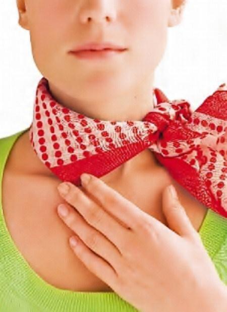 Как лечить рыхлое горло
