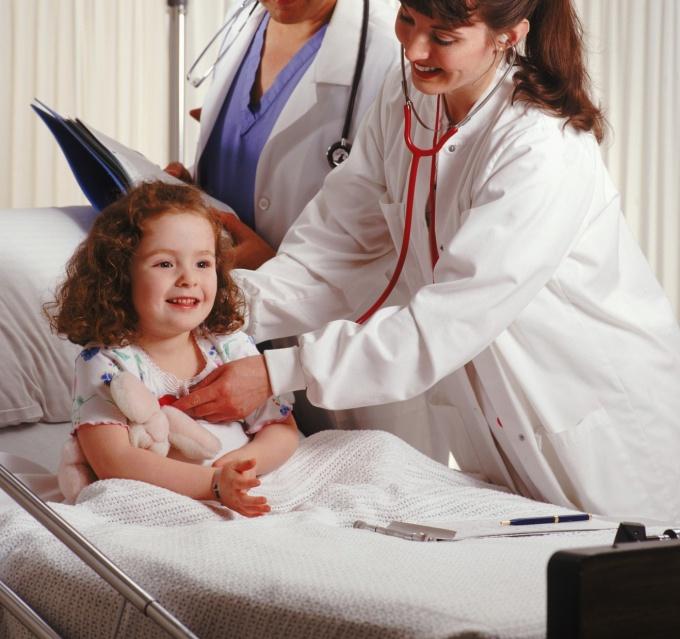 Как оформить врачебный полис для ребенка