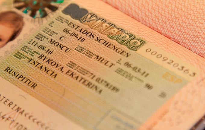 Анкета для визы в Испанию: как ее заполнять