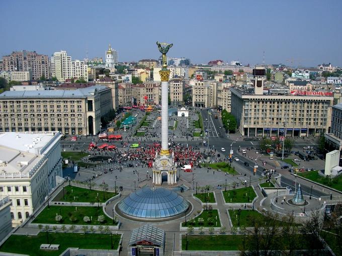 Как отдохнуть в Киеве