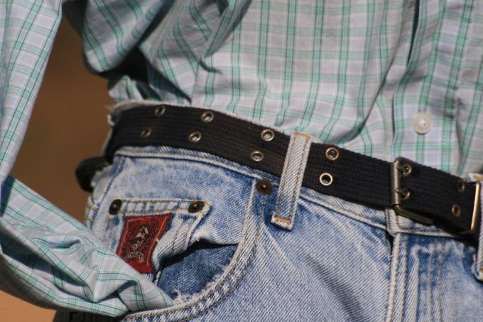 Как определить американский размер одежды