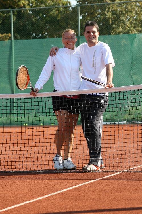 Как научиться играть в тенис