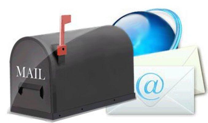 Как создать ящик для электроной почты