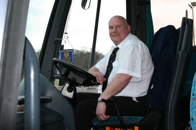 Как устроиться водителем автобуса