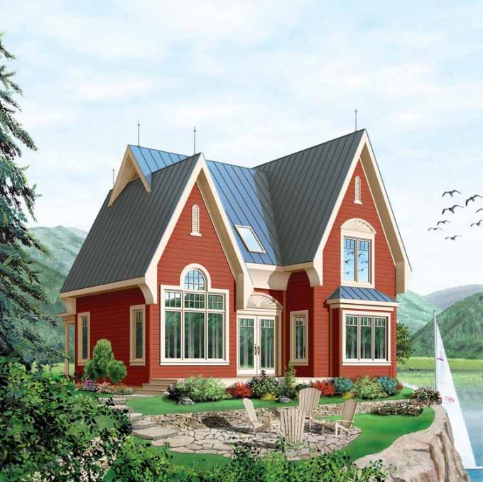 Как спроектировать частный дом