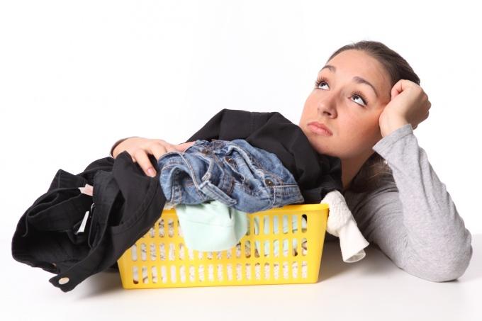 Как удалить мазут с одежды