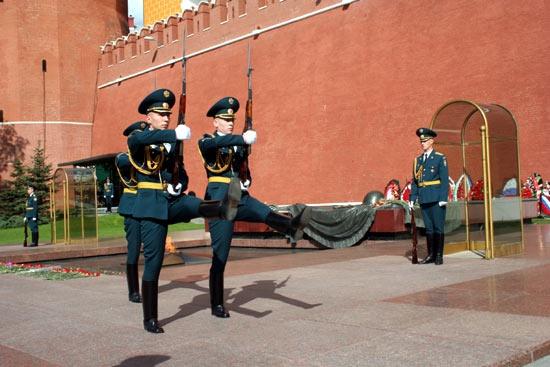 Как попадают в Кремлевский полк: критерии отбора