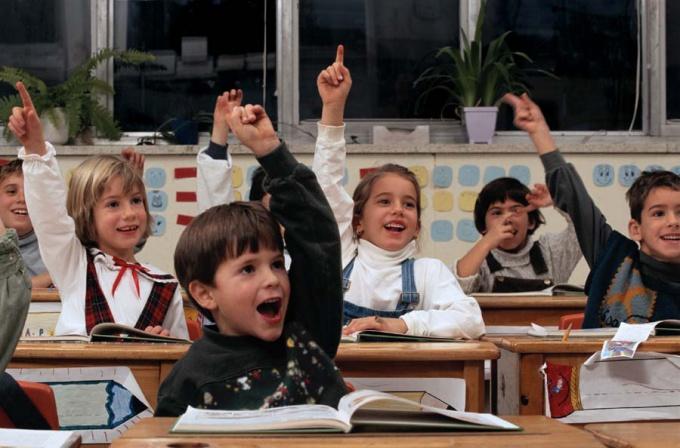 Как записать ребенка в первый класс