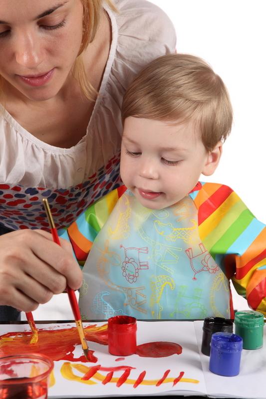 Как научить рисовать дошкольника