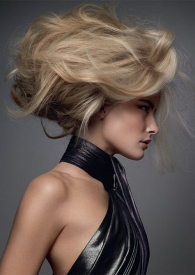How to style hair Styler