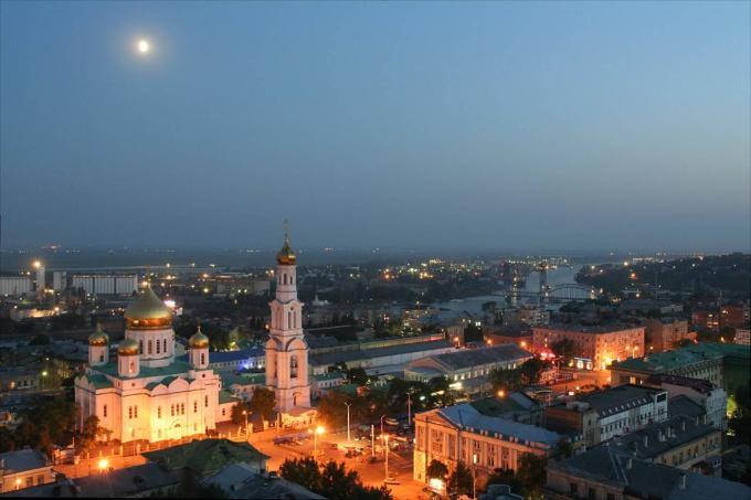 How to celebrate a birthday in Rostov-na-Donu