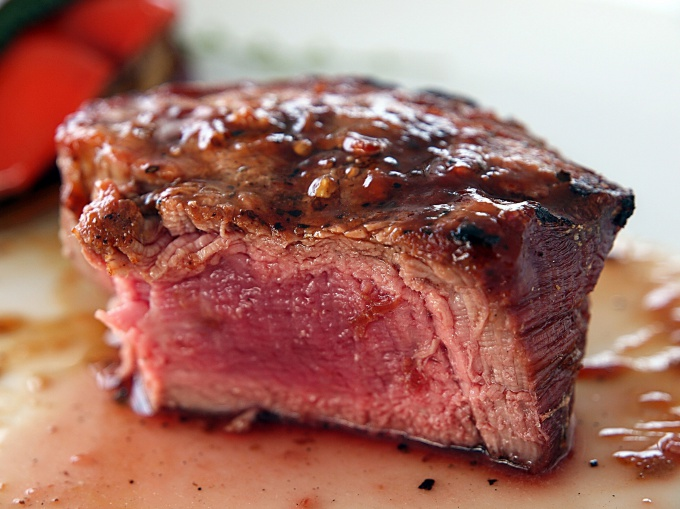 How to roast a big piece of meat
