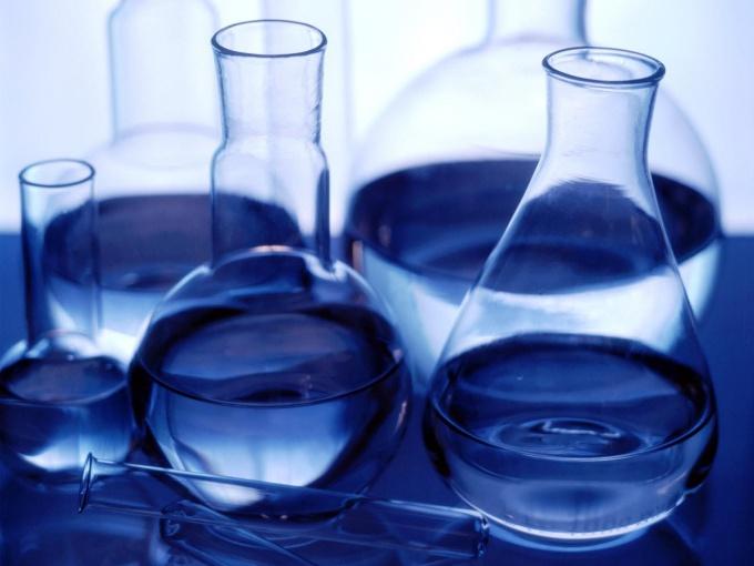 Как различить этиловый спирт и этиленгликоль