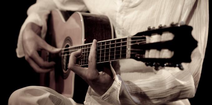 Как транспонировать аккорды