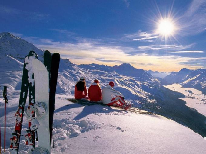 Как смазывать горные лыжи