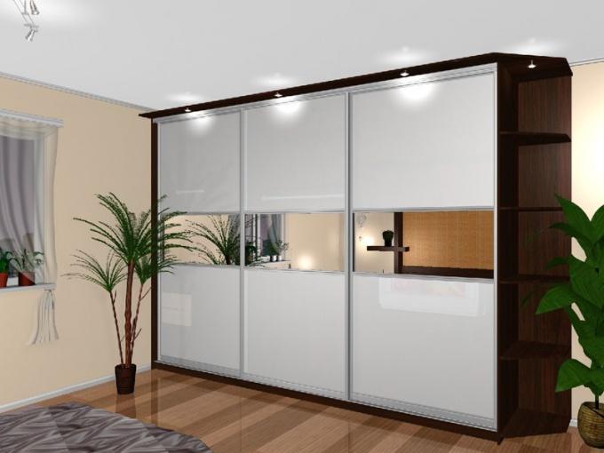 Как построить встроенный шкаф