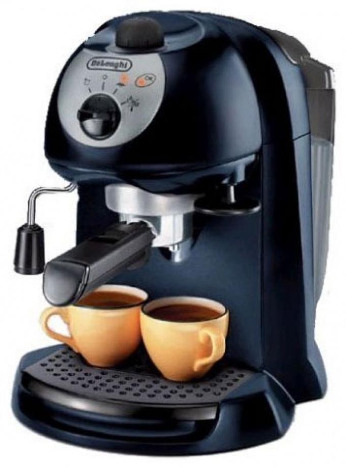 Как разобрать кофеварку