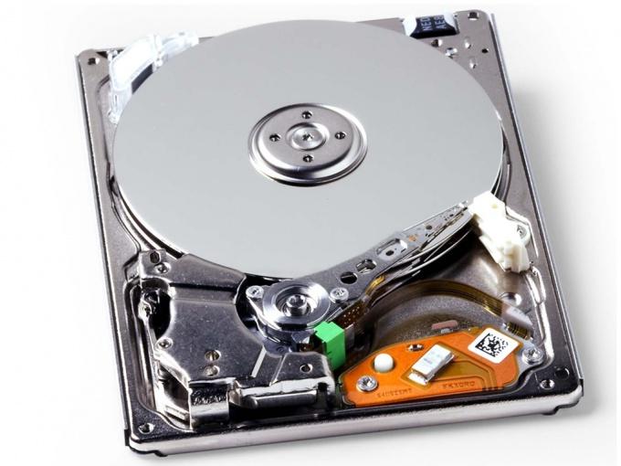 Как перенести файлы с одного жесткого диска на другой