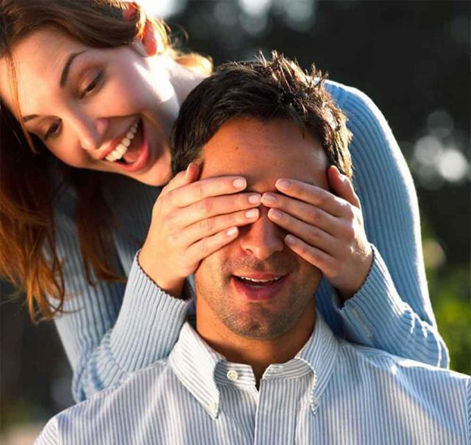 Как порадовать любимого человека