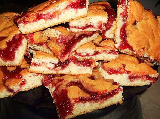Как приготовить песочный пирог