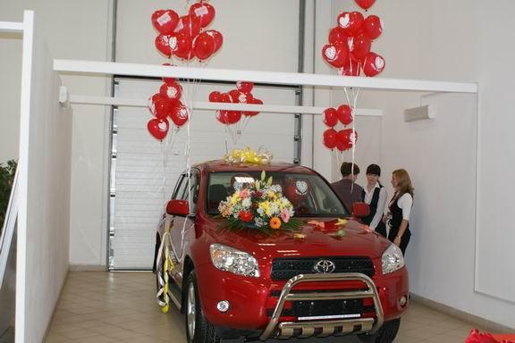 Как подарить авто