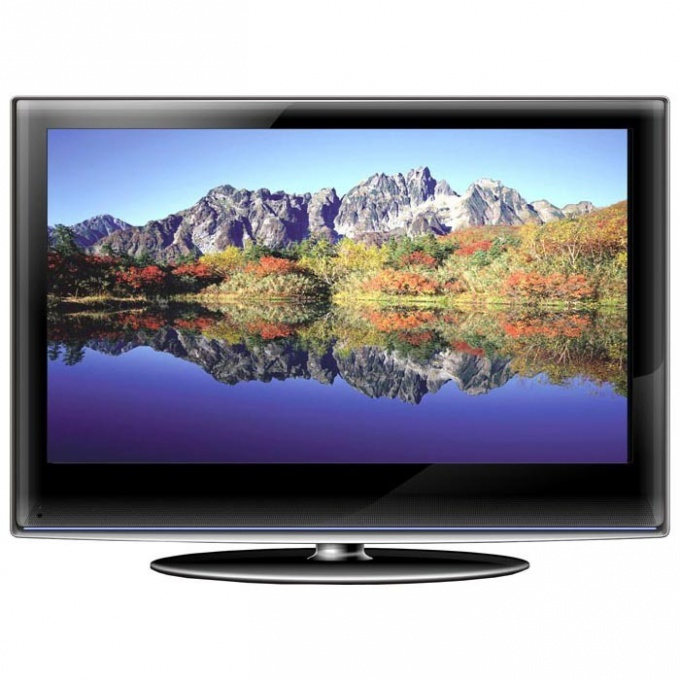 How to set digital television