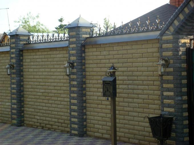 Как закрыть двор
