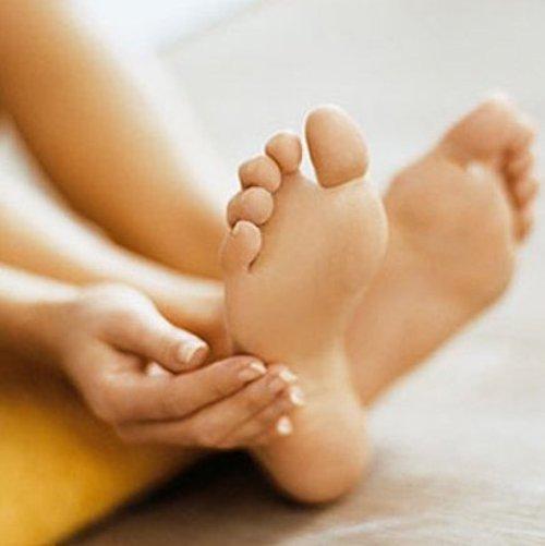 Как избавиться от шипов на ногах