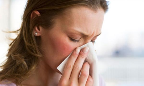 Как лечить забитый нос