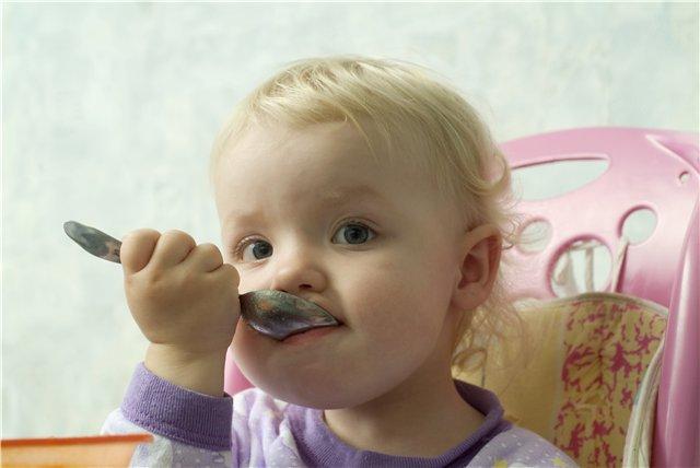 Как вводить ребенку мясо