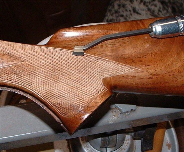 Как сделать приклад на ружье своими руками