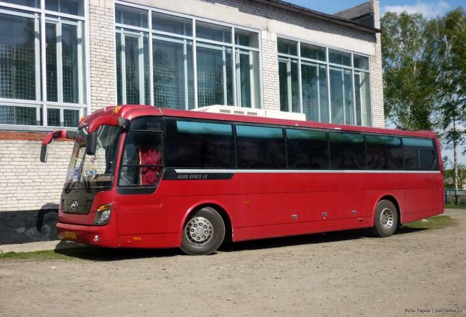 Как открыть автобусный маршрут