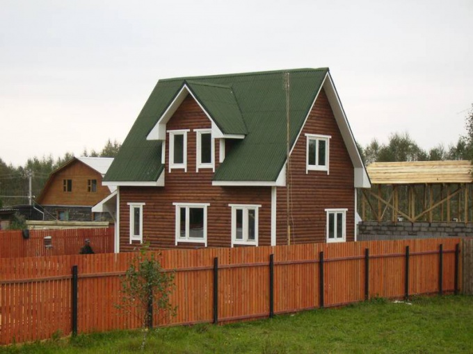 Как оформить домовладение