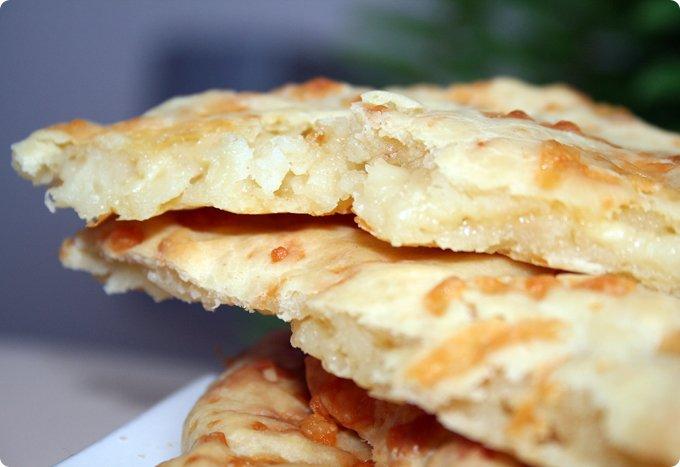 Как приготовить узбекские лепёшки