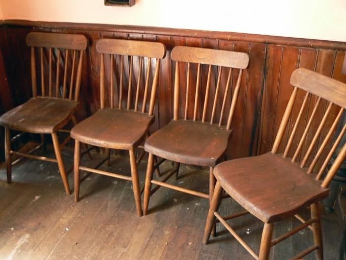 Как укрепить стул