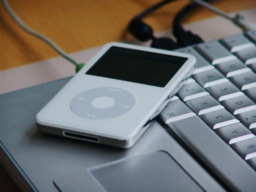 Как удалить фотографии из iPod