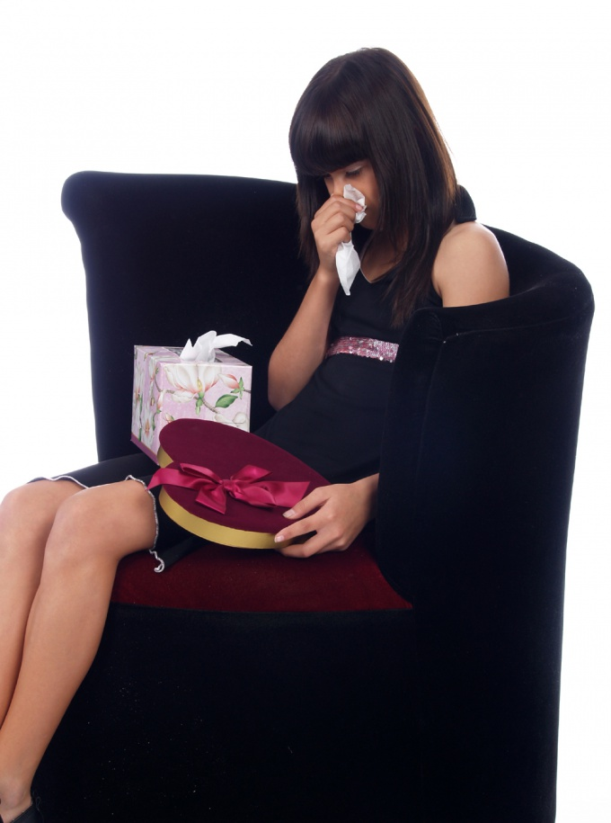 Лечение отека в носу при насморке