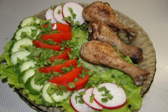 How to cook drumstick