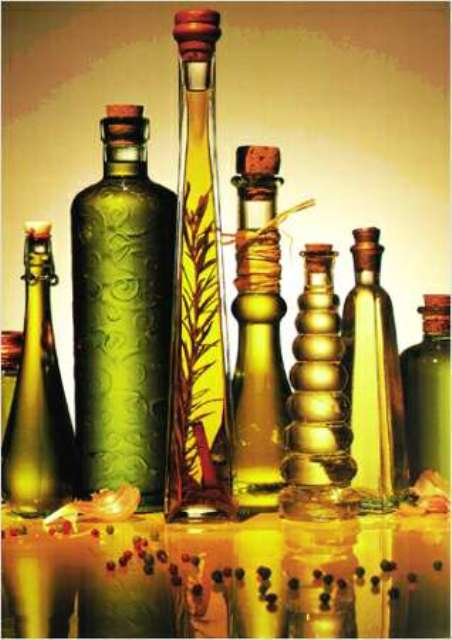 How to store vegetable oil