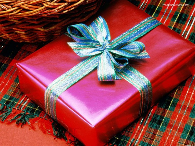 Как делать подарки мужчинам