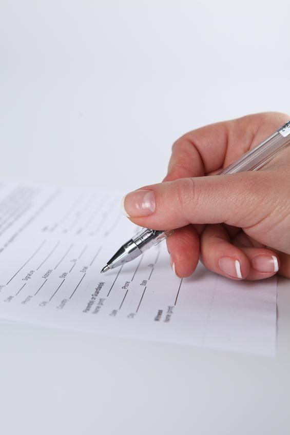 Как оформить расписку в получении денег