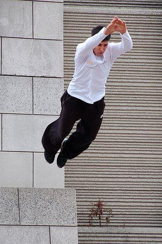Как научиться грамотно прыгать