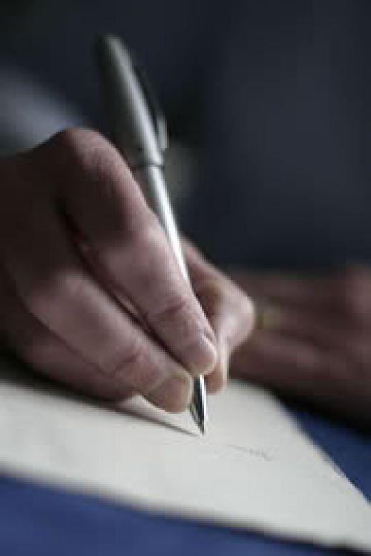 Как написать автобиаграфию