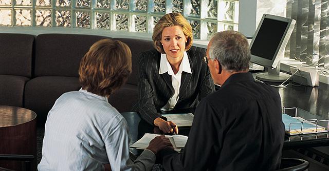 Как устроиться работать в банк